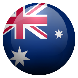 Escort Girls in Australia flag