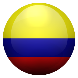Escort Girls in Colombia flag